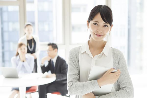 男女の別なく昇進できる会社
